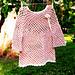 Mesh Summer Pullover pattern