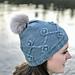 Loop-de-Loop Hat pattern