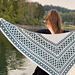 Forest Mosaic Shawl pattern