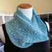 Morning Sky Cowl pattern