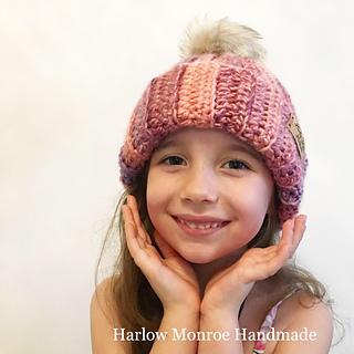 Armoni Yarn - No specifics on yarn label.  5.5mm hook 3-5y - approximately 2 balls used