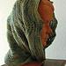 Moebius Hood-Scarf pattern