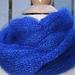 Long Cowl (machine knit) pattern