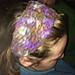 Bohemian Crochet Headband pattern
