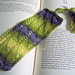 Lace Waves Bookmark pattern