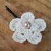 Delicate Flower Clip pattern