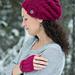 Heartstrings Slouch Hat pattern