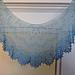 Blizzard MKAL Lace Shawl pattern