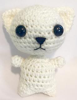 Ravelry: Cat in the Hat Amigurumi pattern by Doris Yu | 320x247