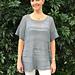Donna Linen Tee Pullover pattern