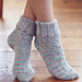 Jump 'n' Jive Socks pattern