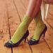 Petiole Socks pattern