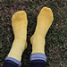 Mister Grace's socks pattern