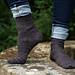 Cosmic socks pattern