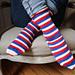 Easy as pie socks pattern