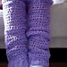 Crochet Leg Warmers (Child Sized) pattern
