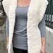 Go For Faux Vest (Faux Fur Vest) pattern