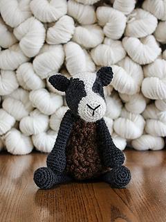 Zwartbles Sheep Yarn