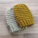 Andalusian Risa Knit Hat pattern