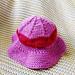 Wise Baby Sun Hat pattern