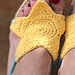 Shine Like a Star Espadrilles pattern