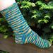 Natty's Simple Socks pattern