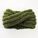 Chunky Turban Headband pattern