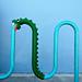 Crochet Snake Yarnbomb pattern