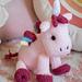 Pink Unicorn pattern