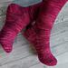Vanilla Socks pattern