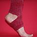 Vrikshasana Sock pattern
