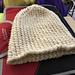Bamboo Stitch Hat pattern