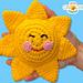 Amigurumi Sunshine pattern
