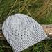 Storm Door Hat pattern
