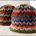 Chevron Love Hat pattern