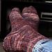 Gentlemen's Toe-up Sock pattern