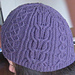 Bavarian Twisted Stitch Cap pattern