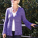 #1002 Diamond Collection Slinky Cardigan pattern