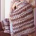 #1404 Bronco Poncho pattern
