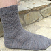 Man's Dress Sock pattern