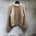 Waffle Sweater pattern