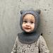 Baby Bear Balaclava pattern