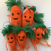 Kevin The Hero Carrot & Family pattern
