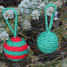 Crochet Christmas Balls pattern