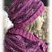 Simple 2 Color Hat pattern