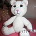 Blossom, A Mohair Cat In Crochet pattern