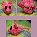 Amigurumi teeny piggy pattern