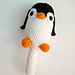 Penguin rattle pattern