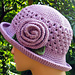 Granny Brimmed Hat pattern
