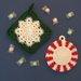 Linda's Snowflake Potholder pattern